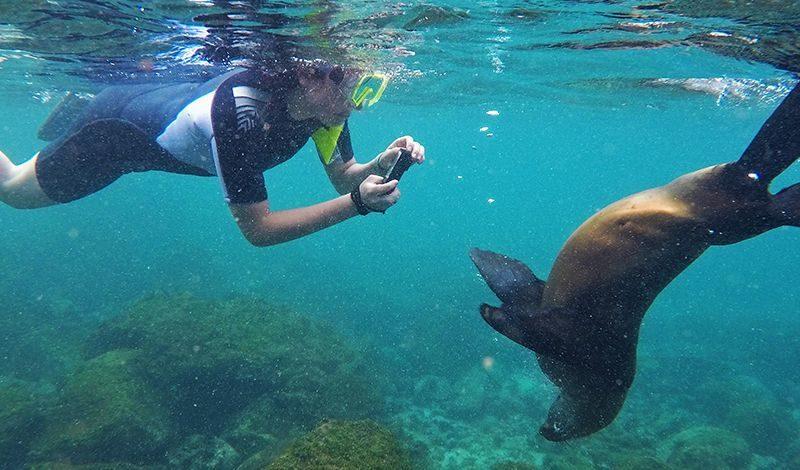 Broadreach Amazon + Galapagos: Eco Adventure