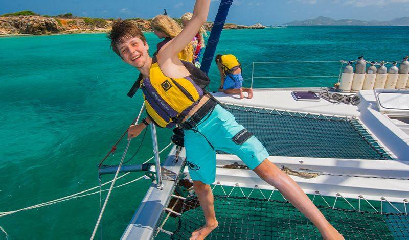 Broadreach Caribbean Blue Water Voyage