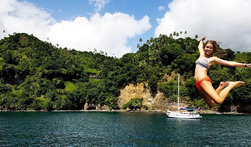 Broadreach St. Lucia + the Windward Islands Advanced Scuba + Sailing Voyage