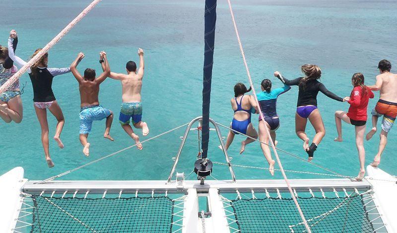 Broadreach Caribbean Scuba + Sailing Exploration