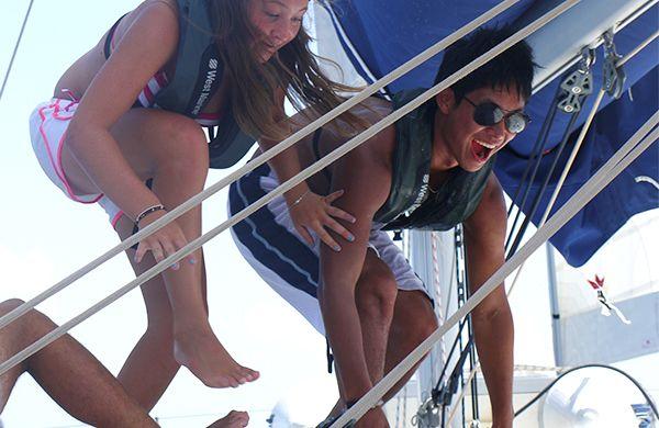 summer adventures for high school students